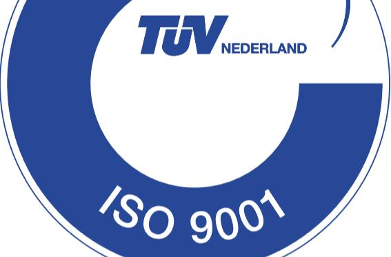 ISO 9001 certificering Metaalcenter Driessen