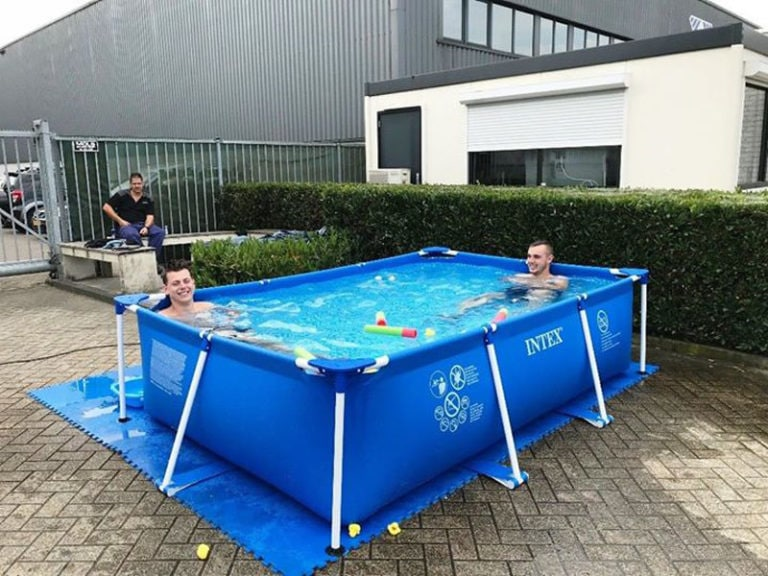 Zwemmen bij MC Driessen